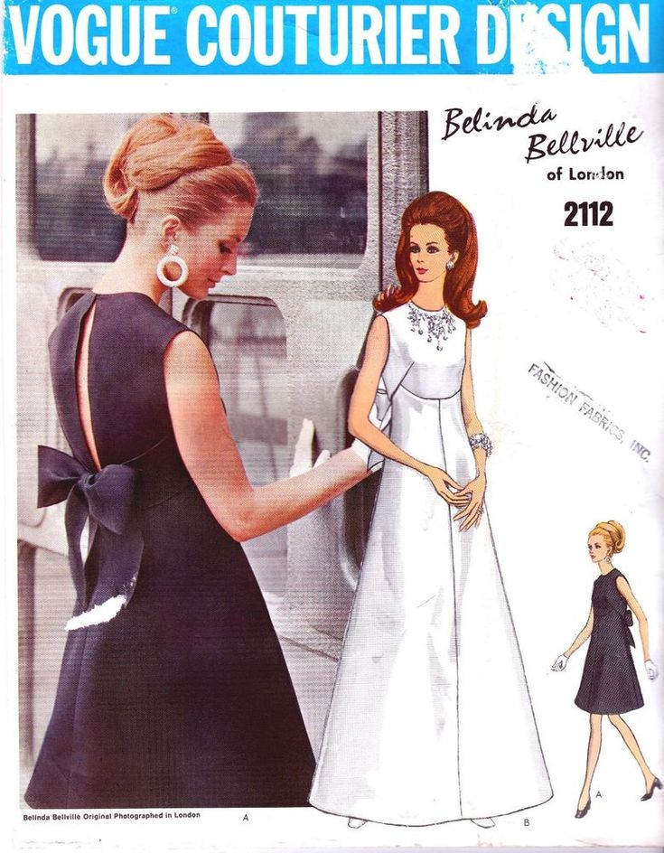 10 best Vintage Bridal Sewing Patterns images on Pinterest ...
