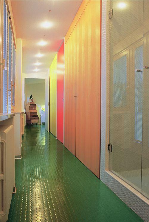 corridoio camere letto3