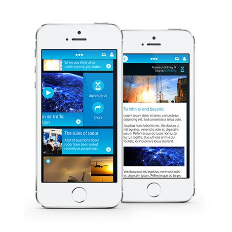 Mobile intranet for NATS. (Air traffic solutions and airport performance)