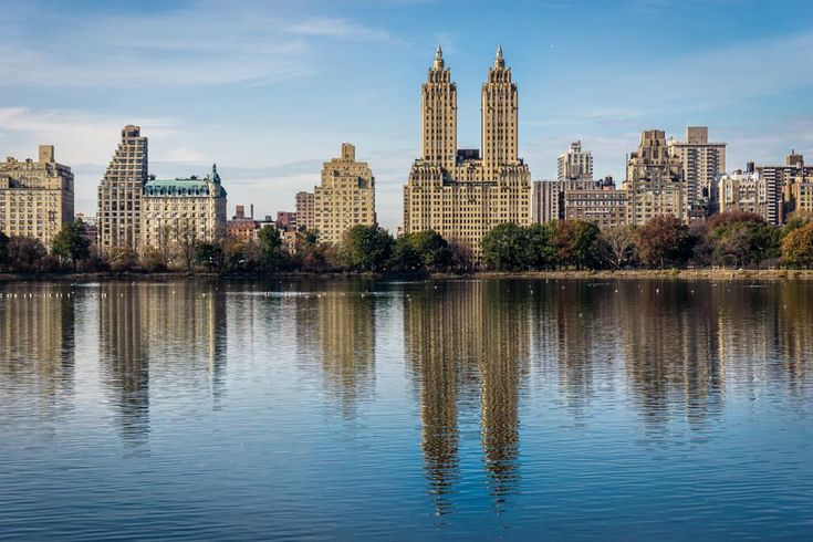 Panoramic view by Central Park by Mirco Balboni