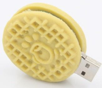 Cookie de Cle USB clé USB 8Go, 16Go, 32Go, 64Go. If you want to customize a good-looking USB and USB packaging, visit www.unifiedmanufacturing.com