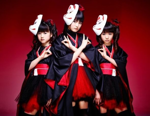 BABY METAL band metal yang kawaii asal jepang | Kaskus - The Largest Indonesian Community