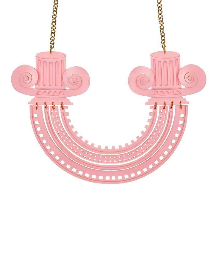 Tatty Devine Arched Column Necklace