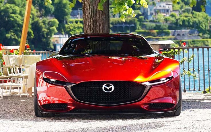 2018 Mazda RX7 overview