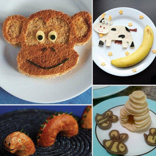 40 fun kid food ideas