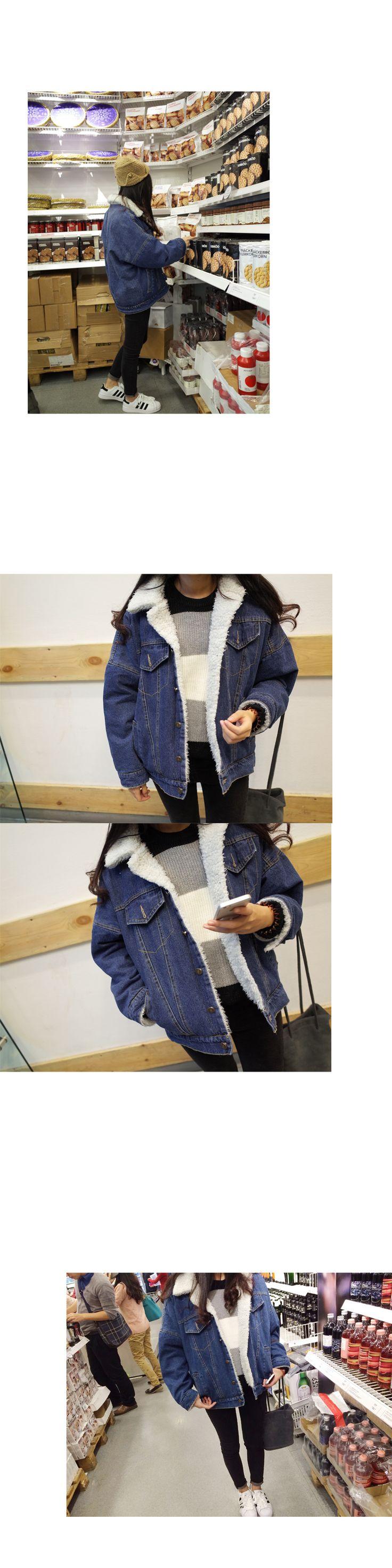 Новых осенью и зимой толстые шерсти ягнят джинсовый жакет женский Корейский Тонкий плюс хлопок бархатная куртка диких короткий параграф wt0151 купить на AliExpress