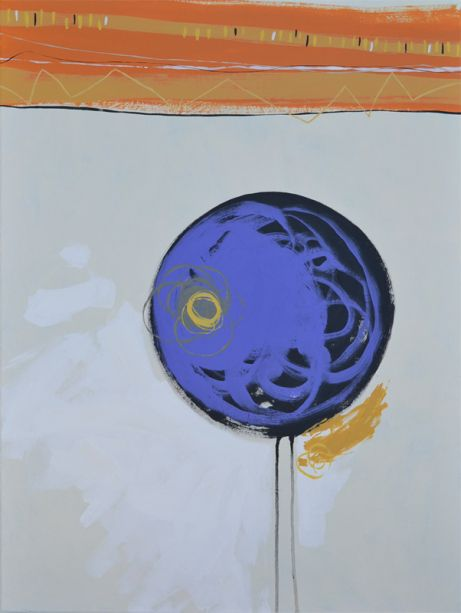 Painting Gyroscope For A Tiger by Julian Davies on DesArts