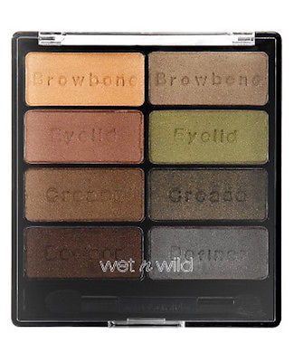 Wet n Wild Color Icon Eyeshadow Collection - Choose Color