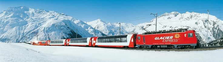 Switzerland... interesting marketing of the country via public transit (Swiss Travel System).