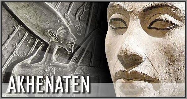 Akhenaton: L'ultimo faraone alieno dell'#antico_Egitto