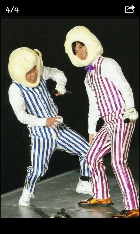 Satoshi & jun