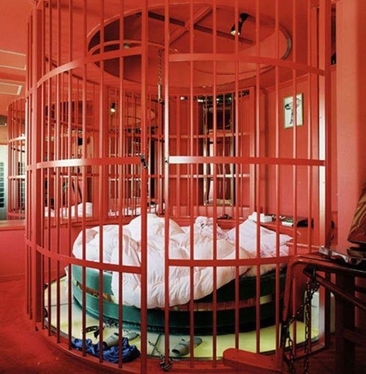 Themed love hotel in Japan
