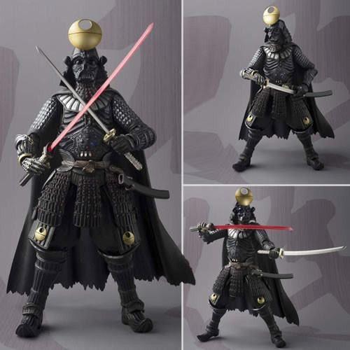 Movie Realization Figures - Star Wars - Samurai General Darth Vader Death Star Version