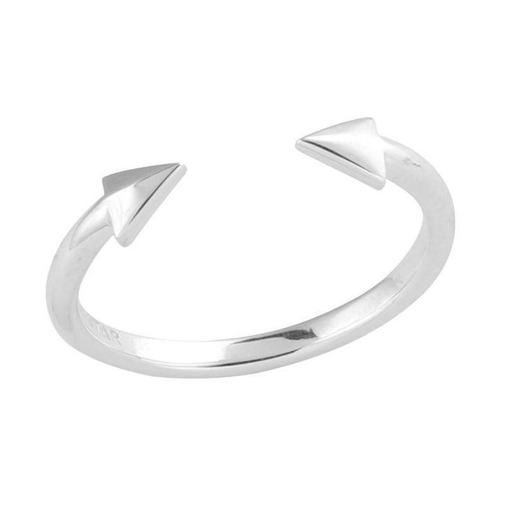 Twin Tips Ring - Midsummer Star