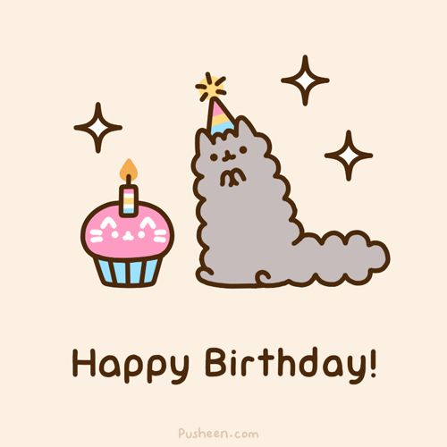 ¡¡FELICIDADES, IZANAMI!! 192f0bb259df3ef1195e240f2a82b464--pusheen-birthday-cat-birthday