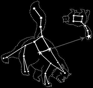 Constellations Ursa Major And Minor Pinterest • The worl...