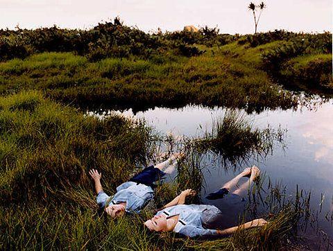 Grassland Drifters, Justine Kurland