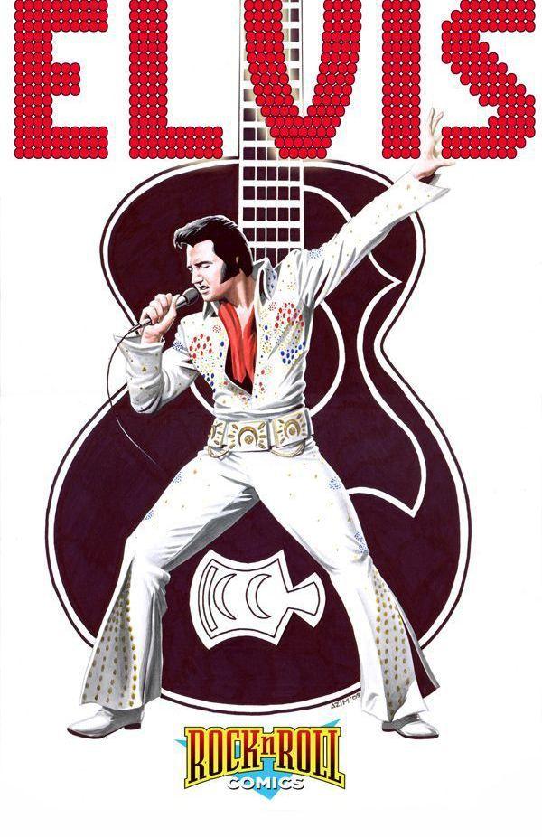 Elvis Presley                                                                                                                                                                                 Mais