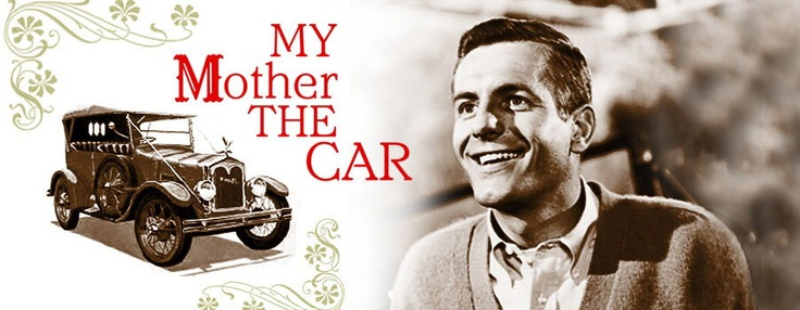 "TV show, ""My Mother The Car"" (1965-1966) was about a talking car.  Today, critics consider this to be the worst TV show ever produced.  I remember this show from when I was a little kid.  It was kind of out there..."