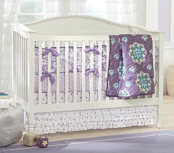http://www.potterybarnkids.com/products/brooklyn-nursery-bedding-set/