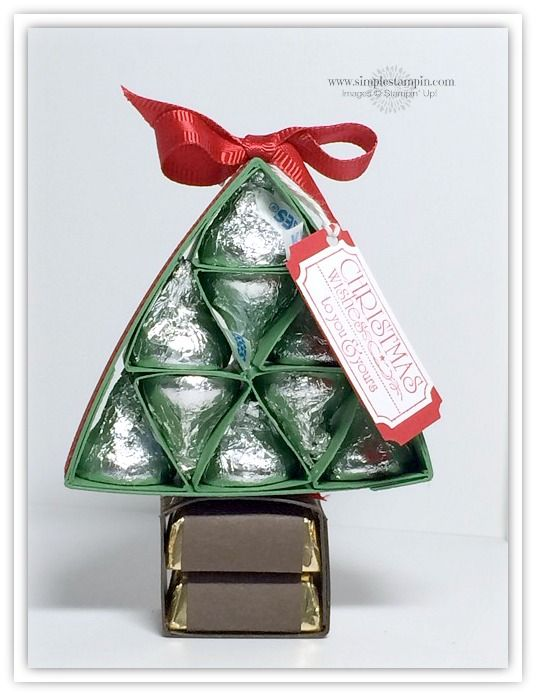 A Tree of Kisses....with tutorial