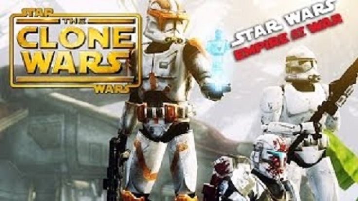 The Clone Wars Mod - Empire At War Forces of Corruption