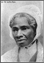 Sojourner Truth, abolitionist and women's rights activist.