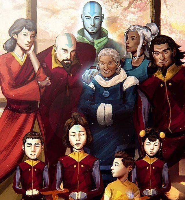Avatar Aang: The Last Airbender