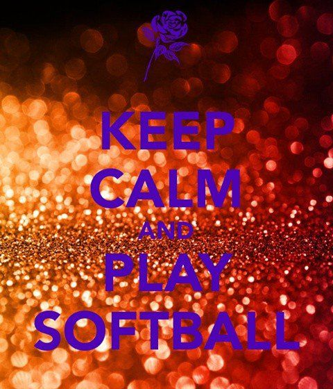 Softball Motivation