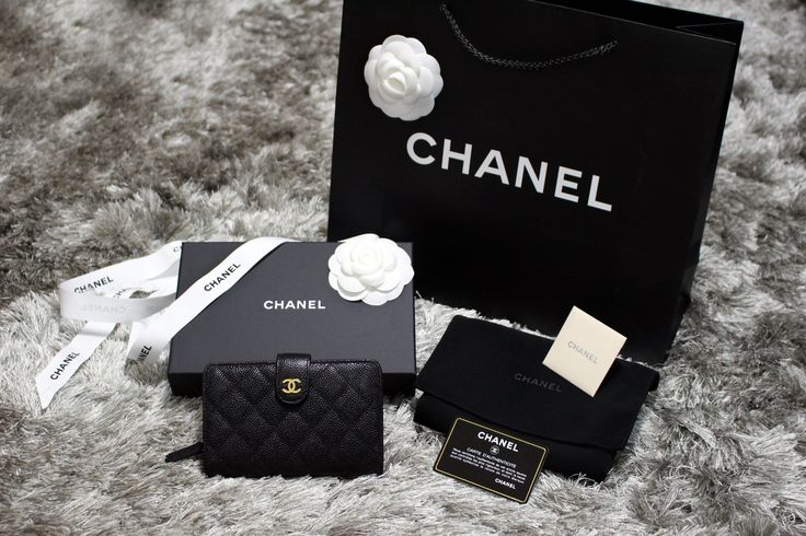 #CHANEL #CHANELCLASSICWALLET #CHANEL WALLET #A48667 #A31509