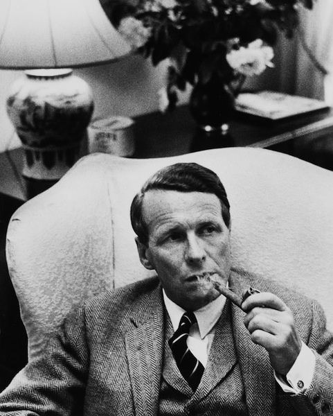 "Your Morning Shot: David Ogilvy   ""The consumer isn't a moron; she is your wife.""     http://www.gq.com/style/blogs/the-gq-eye/2012/11/your-morning-shot-david-ogilvy.html#ixzz2CAgEH7H5"
