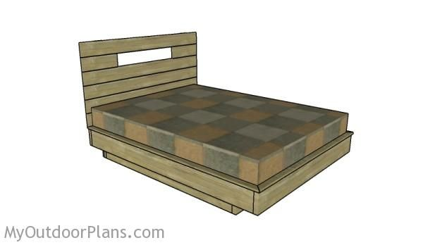 17 Best Ideas About Floating Bed Frame On Pinterest Bed