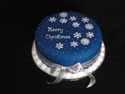Christmas Cakes - Bespoke