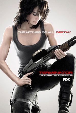 Lena Headey Terminator: The Sarah Connor Chronicles