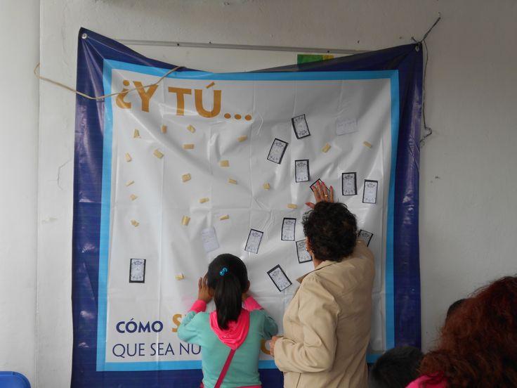#YTuComoSuenasQueSeaNuestraIglesia