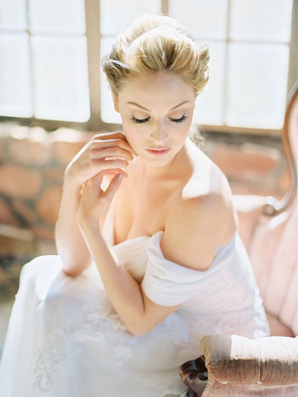 Wedding Dress Inspiration for a Fine Art Bride