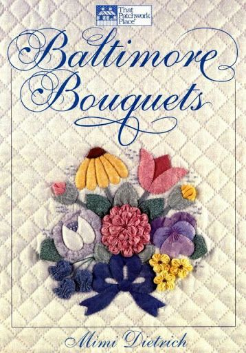 Baltimore Bouquets - Aderita Rubio - Álbuns da web do Picasa...THIS IS A FREE BOOK WITH PATTERNS!!