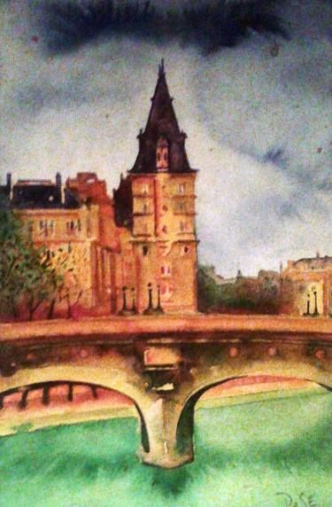 Igor Pose 'Stormy Air'. Paris 2004