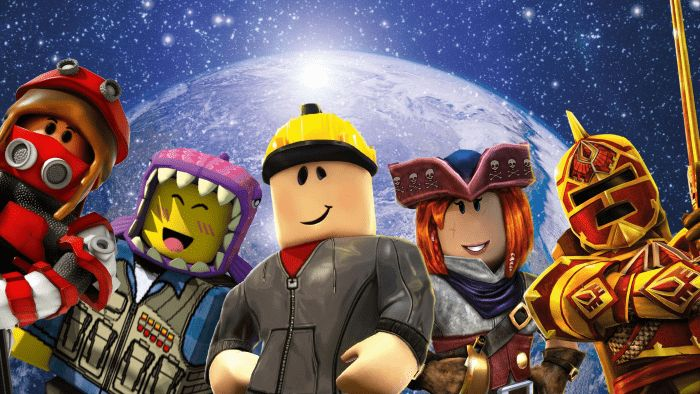 Roblox Wallpaper Background Chrome Theme Change Chrome Browser New Tab With Roblox Hd Wallpaper New Roblox Backgro In 2021 Roblox Wallpaper Backgrounds Hd Wallpaper