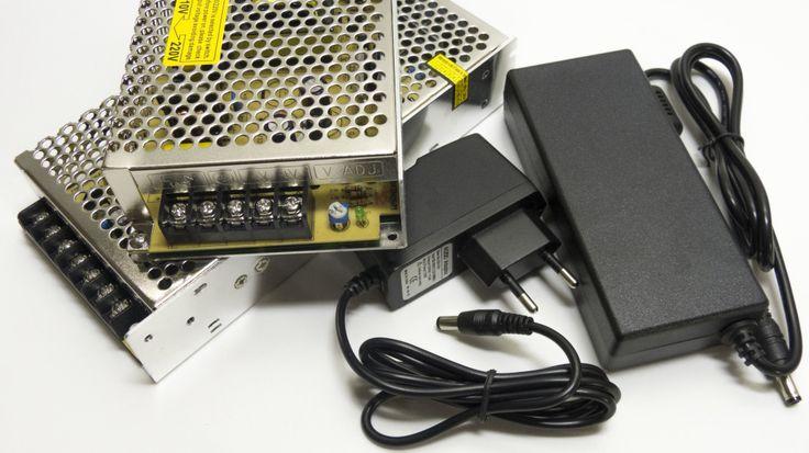 Aprenda a calcular fontes para fitas de lampadas de led /Fontes de alimentação 12V