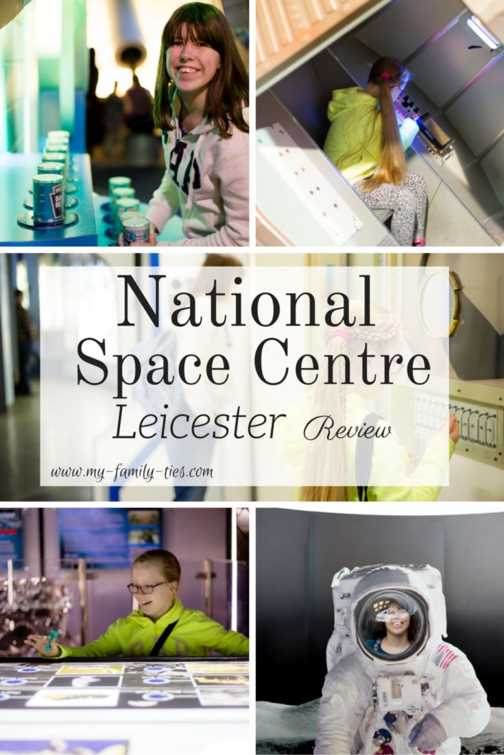 National Space Centre Leicester Review