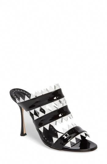 4cbd23dbf559 The best place to buy Manolo Blahnik Arpege Mule Sandal (Women)   ManoloBlahnik