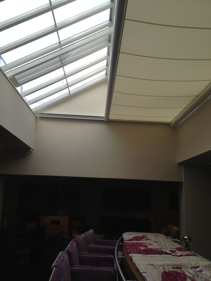 111 Best Images About Electric Blinds For Roof Lanterns