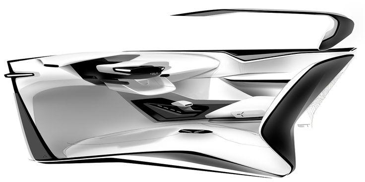 Edward Tseng Design Sketch