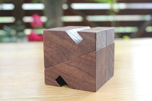 AllinOne-Cube http://www.iwoodlab.com