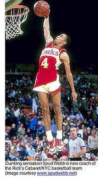 NBA+Basketball+Team+Playing | ... Webb Named Coach of Rick's Cabaret/New York Stripper Basketball Team