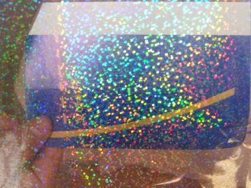 BOPP Transparent Holographic Film