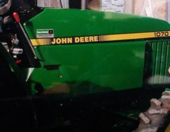 BOLO STOLEN JOHN DEERE TRACTOR BCSO IS ATTEMPTING TO LOCATE A STOLEN 1985 JOHN DEERE TRACTOR STOLEN FROM 141 COFFIN POINT ROAD, ST HELENA BE...
