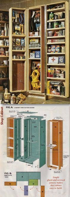 Best 25+ Workshop cabinets ideas on Pinterest | Garage cabinets ...
