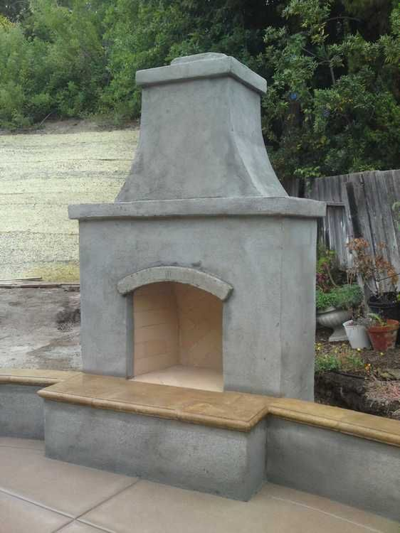 Best 25 Outdoor Fireplace Kits Ideas On Pinterest Fireplace Kits Outdoor Kitchen Kits And